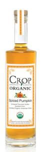 crop spiced pumpkin