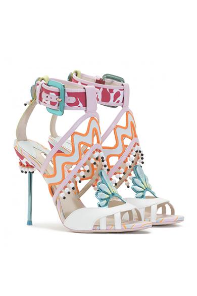 'Nereida' stiletto sandals