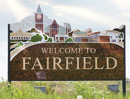 A DAY WITH GG IN: Fairfield