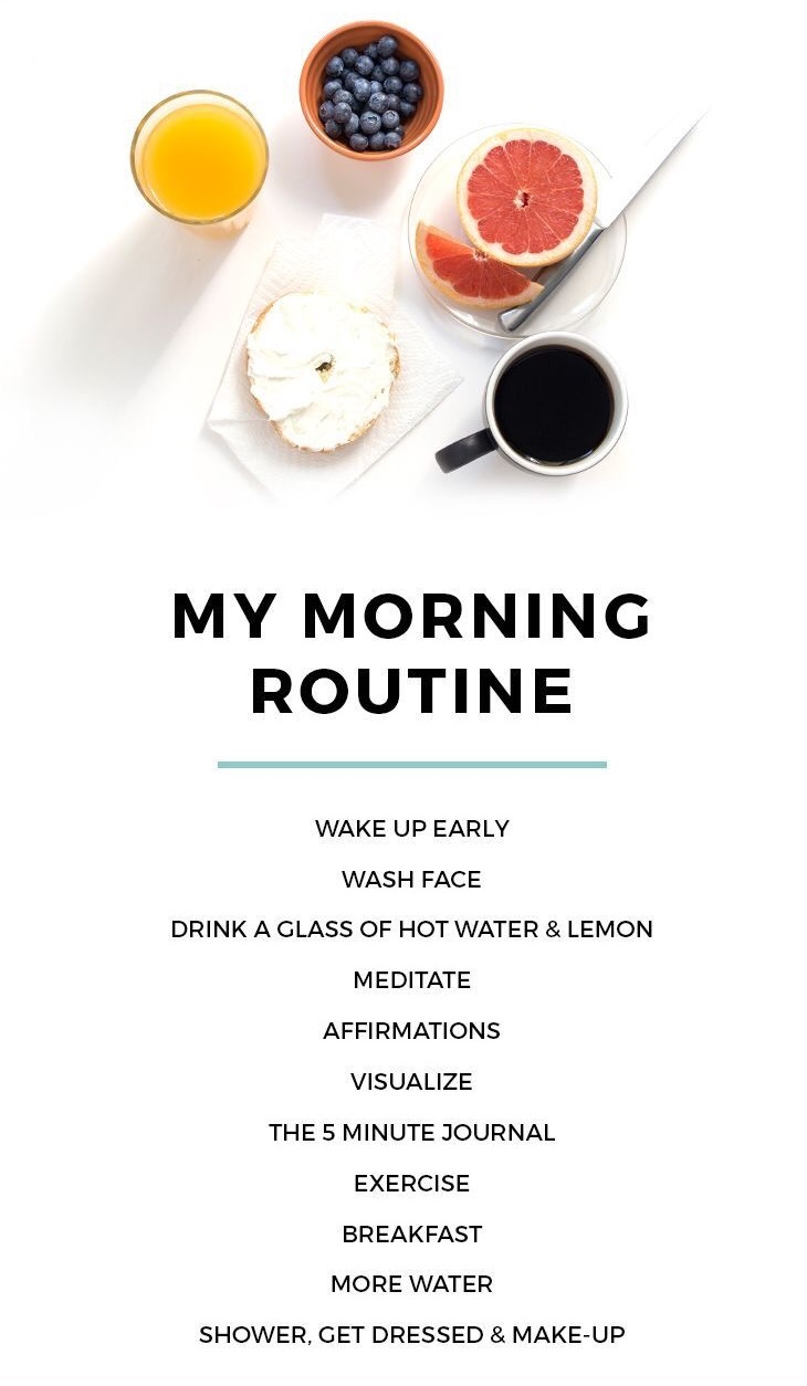 My Morning Routine & Why I Can't Live Without It