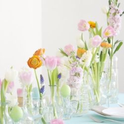We Are So EGG-cited For Easter! Centerpieces that will make the Easter bunny jelly!