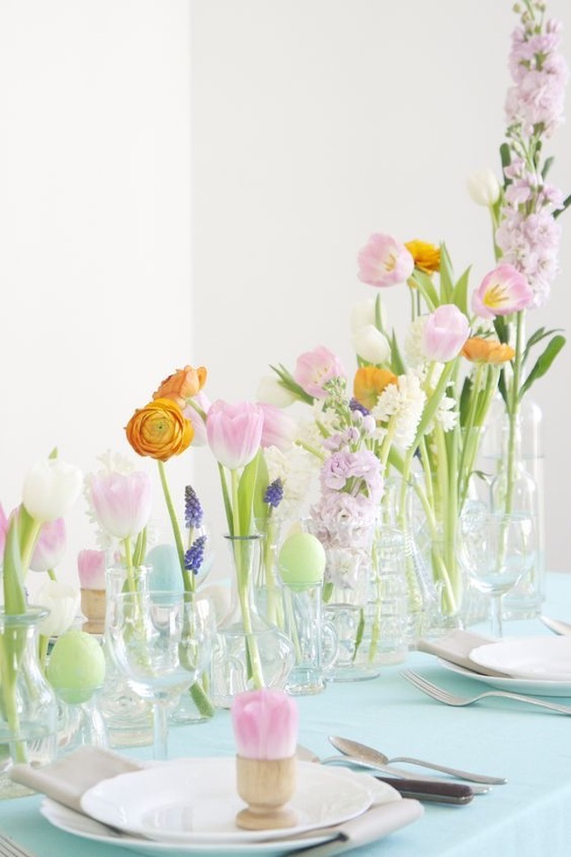 centerpieces that will make the easter - Easter Centerpieces