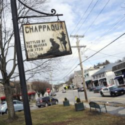A DAY WITH GG IN: Chappaqua