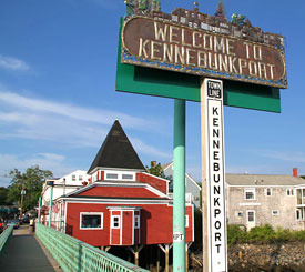 A DAY WITH GG IN: Kennebunkport, Maine