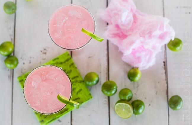 Cotton Candy Margaritas 2