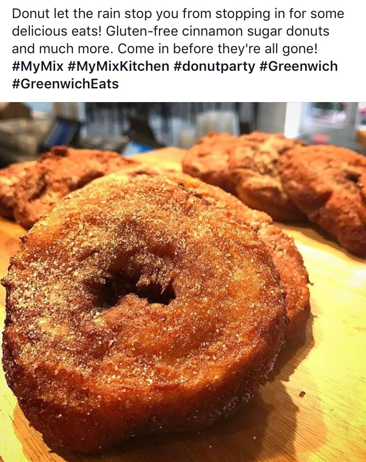What Greenwich truly has been wishing for My Mix Creative Kitchen… 6