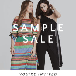 W by Worth's Local Sample Sale Is The One That You Must Attend!