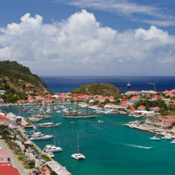 A DAY WITH GG IN: St. Barts