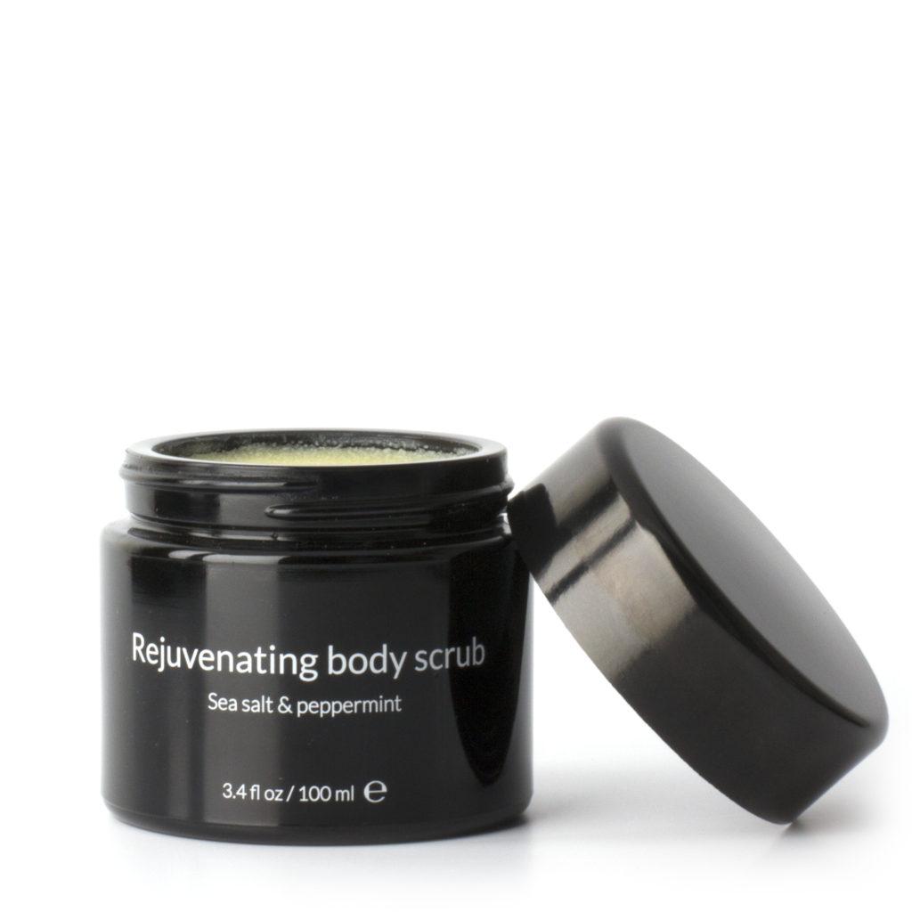 08-020 Rejuvenating body scrub