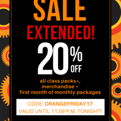 SALE EXTENDED at Joyride!