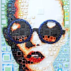 Exhibit Isabelle SCHELTJENS @ Canfin Gallery – November 2017