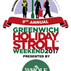 9th Annual Greenwich Holiday Stroll Weekend 2017