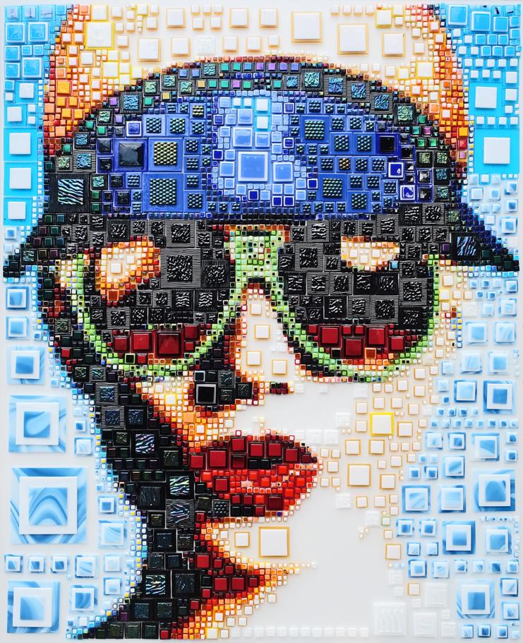 The Billionaire Eyes - 54x42