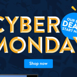 CYBER MONDAY AT WALMART: What more is there to say?