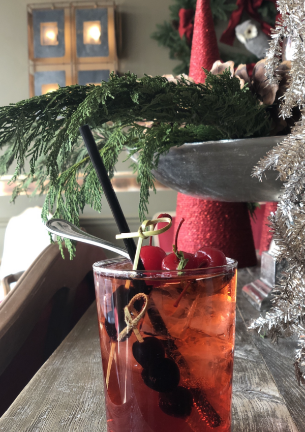 Meet: The GG, a 0 Cal 0 Carb Cocktail