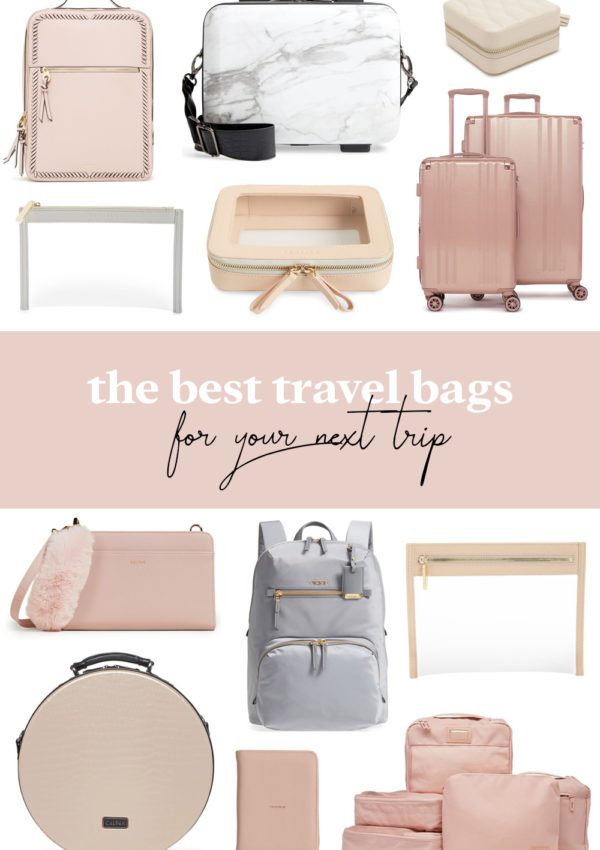 Must-Have-Bags For Travel