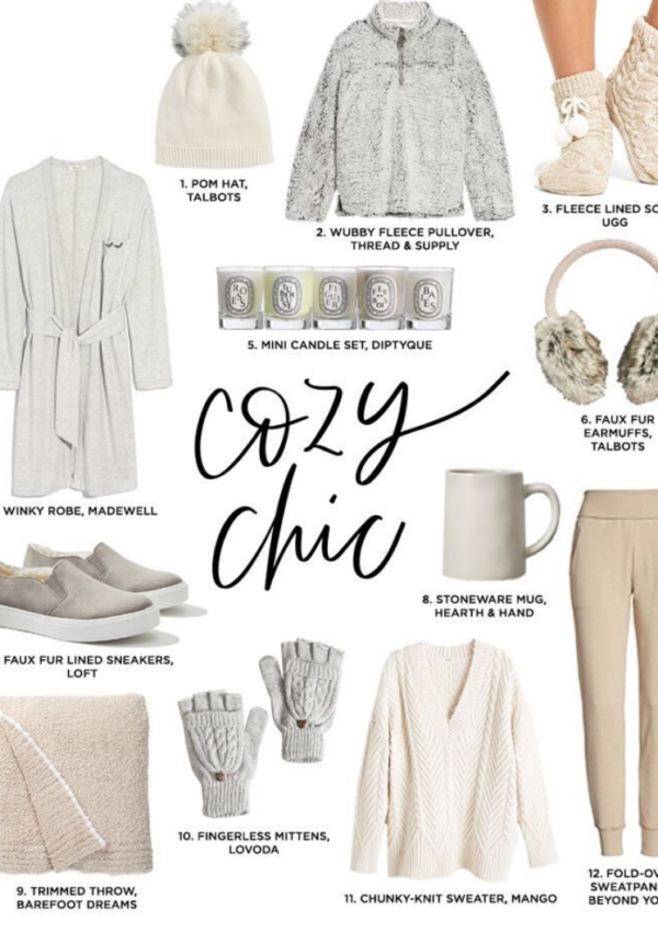 Cozy Winter Essentials