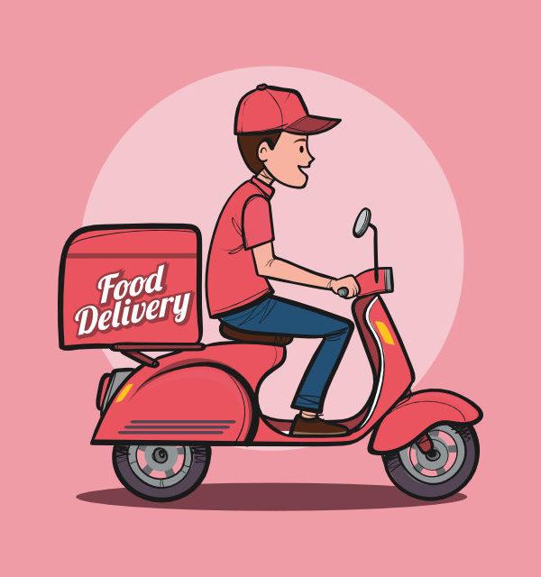 2 Ur Front Step Sans The Schlep: Food Delivery Intel