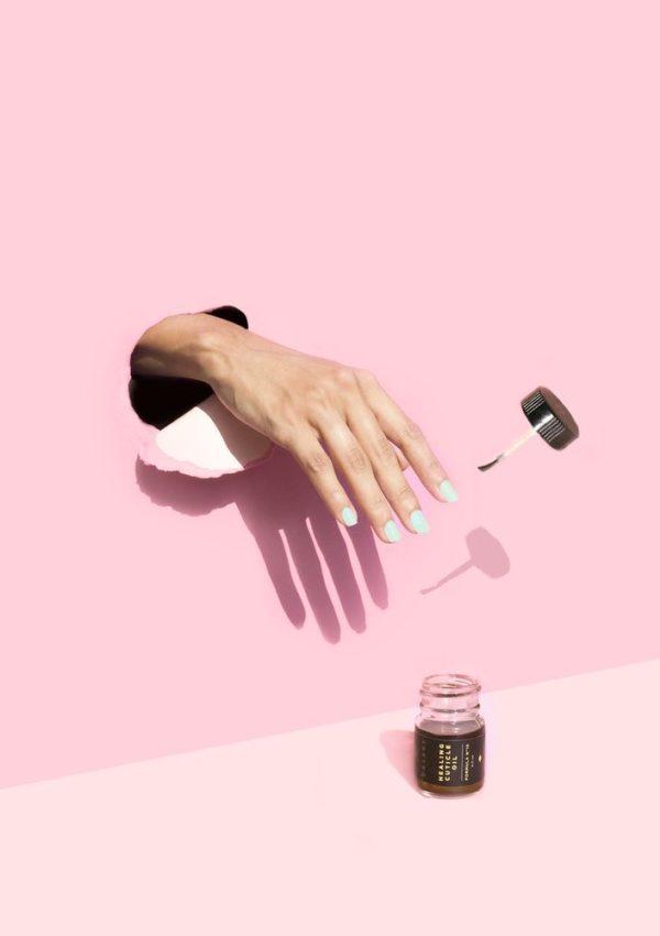 Quarantine Manicure: Press-On