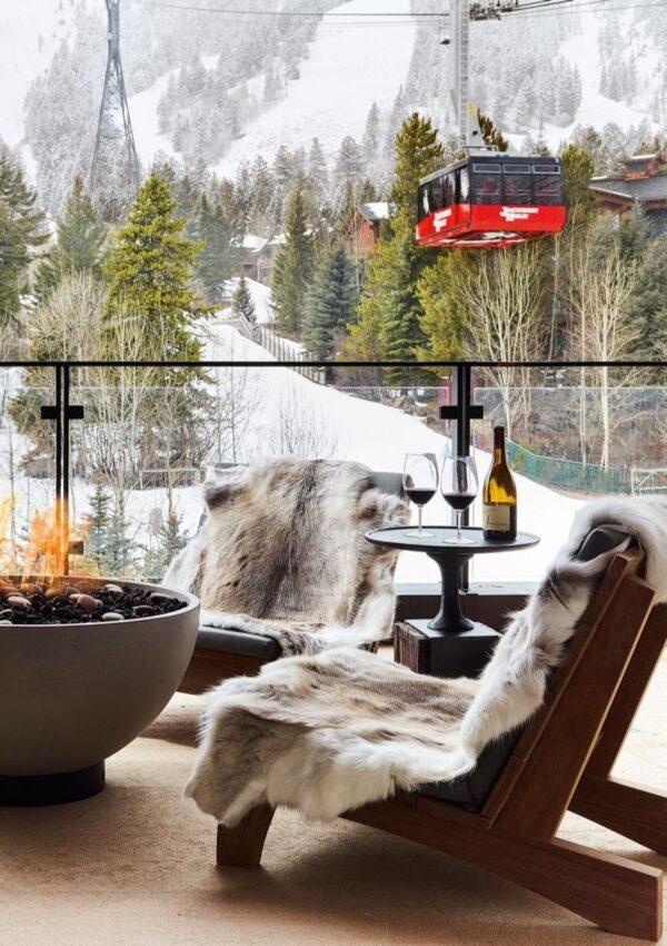 GG's Fav Ski Destination: Switzerland