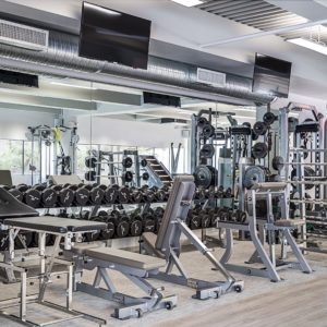 The Most Lux Gym In Greenwich: Peak 360 Greenwich Has Raised The Bar, Literally